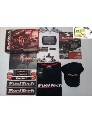 Fueltech FT350 Com Chicote 3 Metros + Brinde