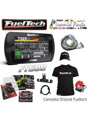 Fueltech FT500 Com Chicote De 3 Metros + Brindes