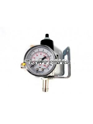 Dosador de Combustível Injeção RSI vedação por esfera - Preto