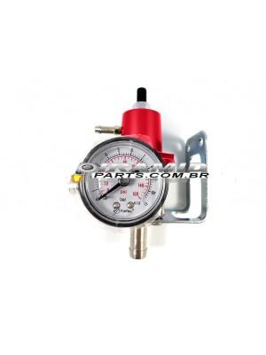 Dosador de Combustível Injeção RSI vedação por esfera - Vermelho