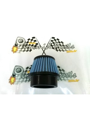 Filtro de Ar Baixo Azul Boca 62mm
