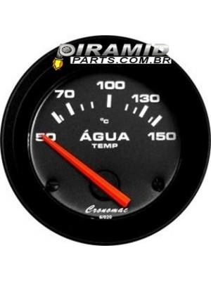Termômetro de Água Street Preto