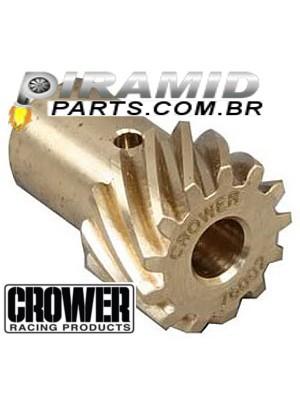 Engrenagem de Distribuidor Crower para Opala em Bronze 76006