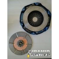 Kit de Embreagem de Carbono para Opala Motor 4cc ou 6cc