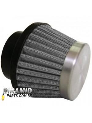 Filtro para Moto Titan 150 / NX200 / DT / Strada / RD135 Bocal 43mm