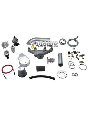 Kit Turbo Ford  Verona Escort 1.8 e 2.0 AP  sem Turbina