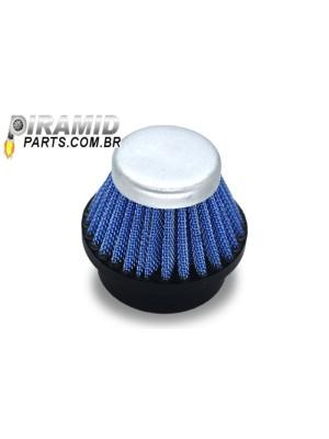 Filtro de Ar Esportivo 150/Strada/CBX/NX 200/RD Azul