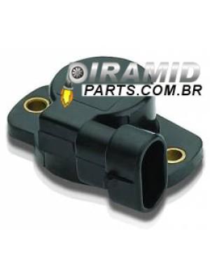 Sensor da borboleta gol mi ( tps ) ser utilizado com fueltech ou similares